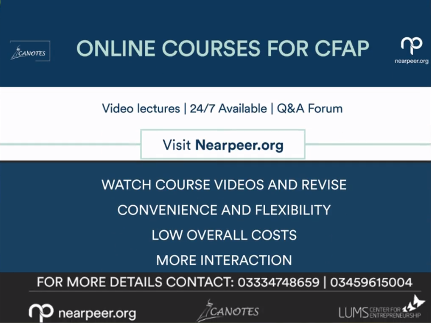 Nearpeer | Online CA Courses - Register Today